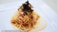 This is my favourite pasta of all time! Mentaiko means spicy cod roe, and unfortunately Japanese cod roe can be...