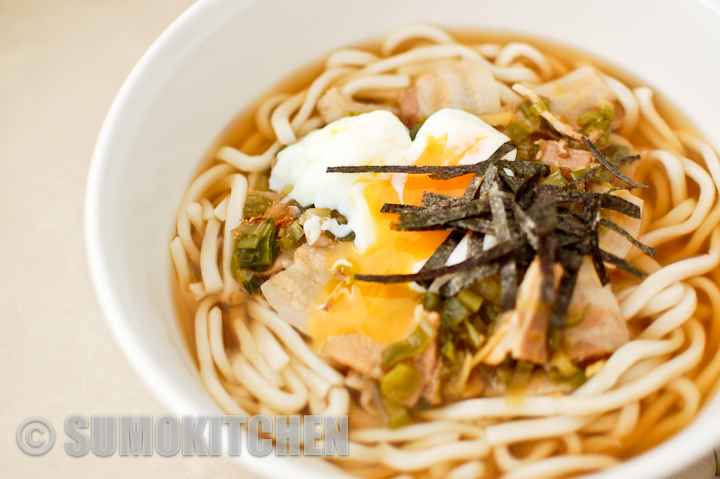 Niku Udon Japanese noodles | Sumo Kitchen