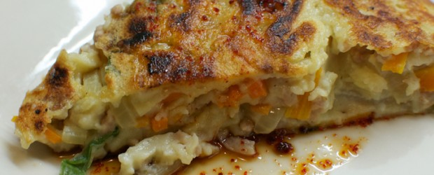 Pajon is a popular dish in Korea, eaten on its own as a main dish or together with other dishes. […]