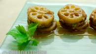 Renkon means lotus root in English, and is a great source of vitamins and minerals. They are deliciously crunchy, with...