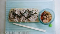 I love soba. It's packed full of vitamins and protein – great for reducing high blood pressure and keep a […]