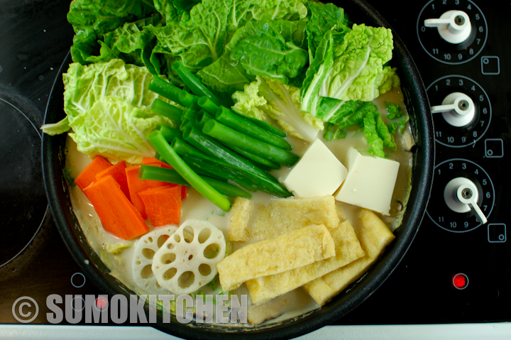 Mushroom Hot Pot Recipe – Kinoko Nabe – Savory Sweet Life-Easy